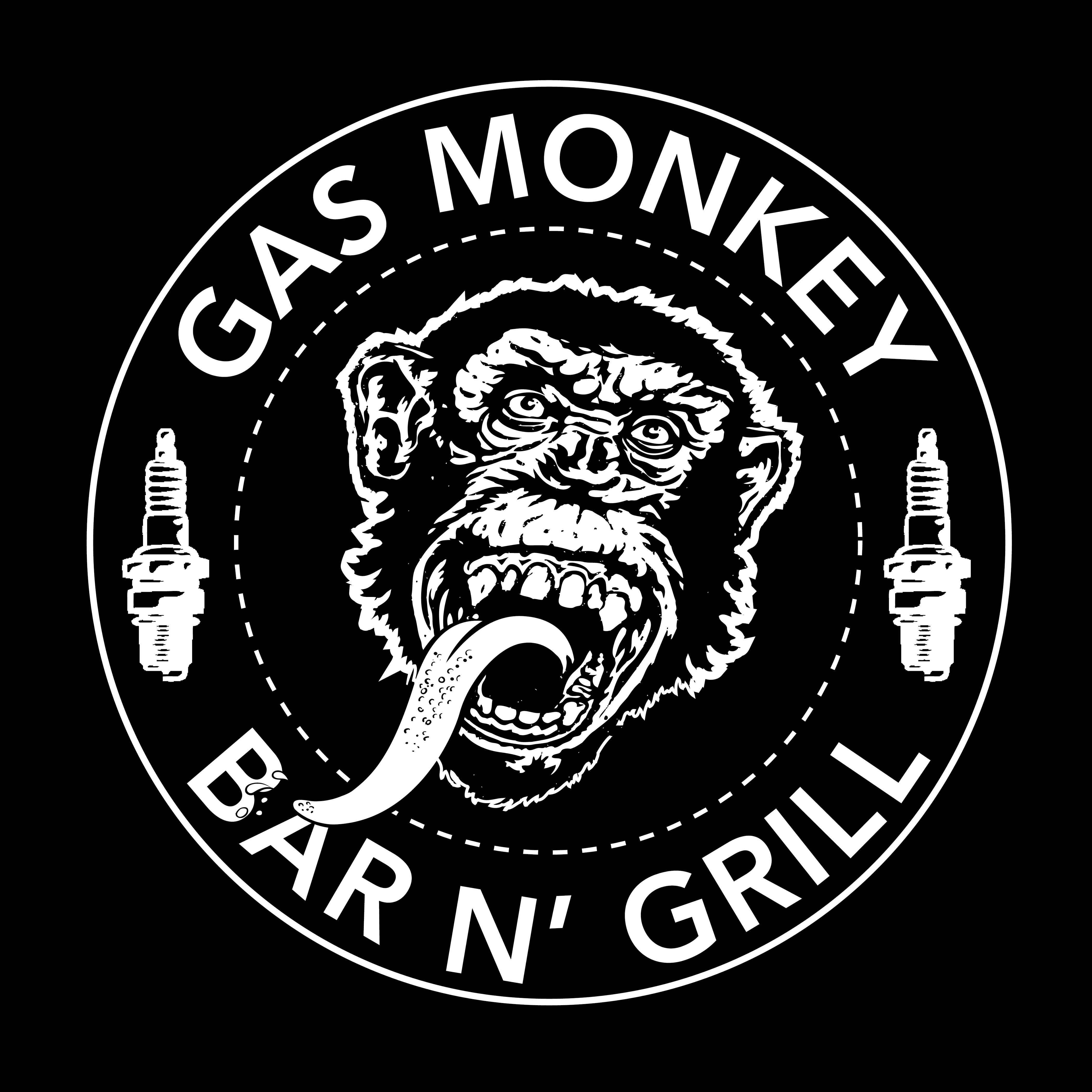 Gas Monkey Coloring Pages